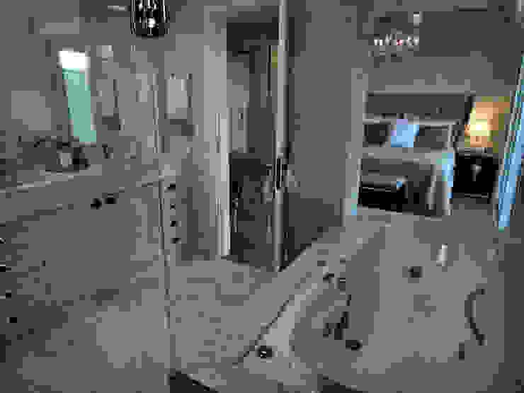 Sala de Banho: Banheiros  por Gabriela Herde Arquitetura & Design,