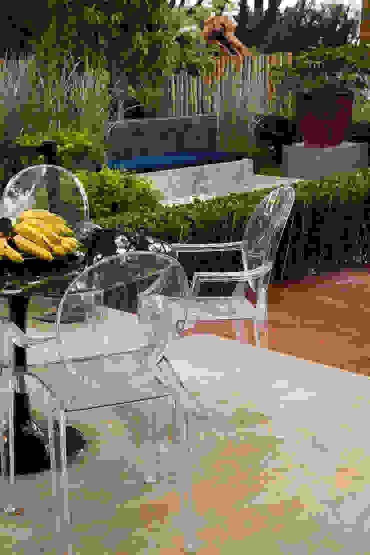 mostra casa cor 2009 Locais de eventos tropicais por GILBERTO ELKIS PAISAGISMO Tropical