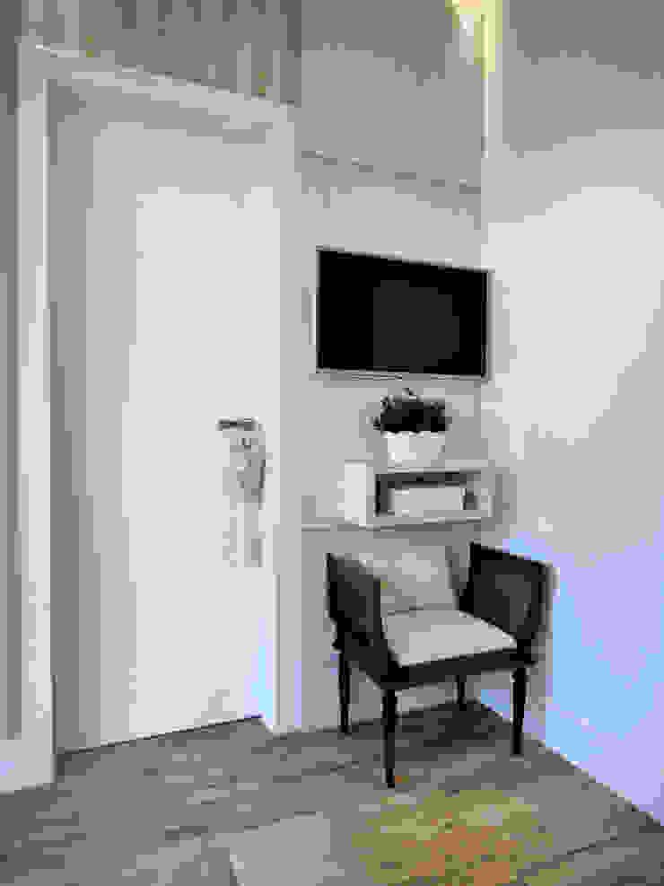 Suite Master Quartos clássicos por Gabriela Herde Arquitetura & Design Clássico
