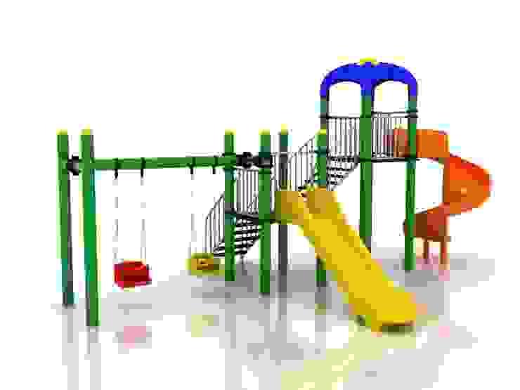 por keban çocuk oyun parkları san tic Mediterrânico