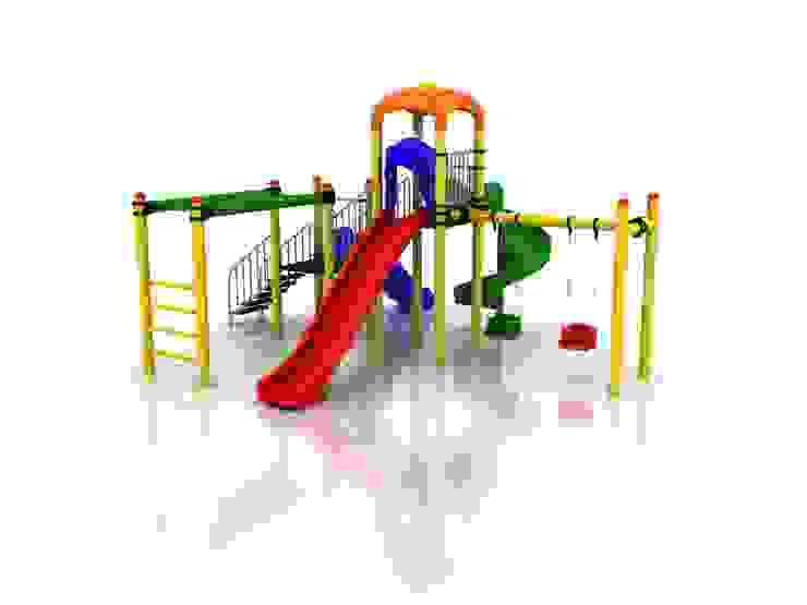 por keban çocuk oyun parkları san tic Rústico