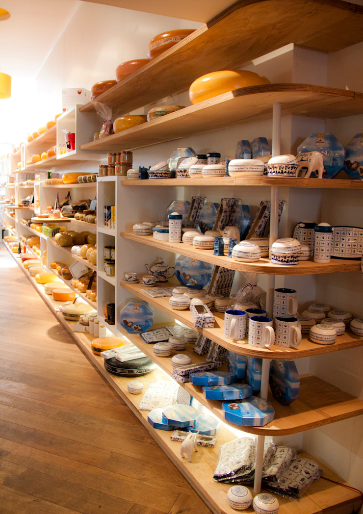 Cheese factory van Diego Alonso designs
