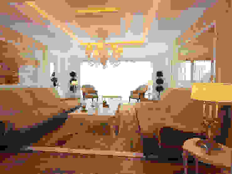 de İNDEKSA Mimarlık İç Mimarlık İnşaat Taahüt Ltd.Şti. Clásico