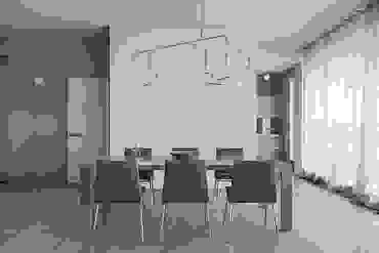Свет и воздух Столовая комната в стиле лофт от Анна и Станислав Макеевы Лофт