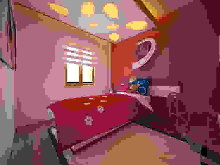 İNDEKSA Mimarlık İç Mimarlık İnşaat Taahüt Ltd.Şti. Nursery/kid's roomAccessories & decoration