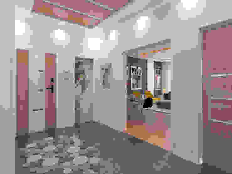 İNDEKSA ÖRNEK DAİRE ÇALIŞMASI Modern Evler İNDEKSA Mimarlık İç Mimarlık İnşaat Taahüt Ltd.Şti. Modern