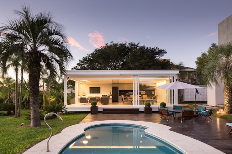Houses by Kali Arquitetura,
