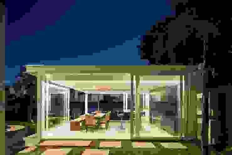 Quiosque Ilha dos Marinheiros Casas modernas por Kali Arquitetura Moderno