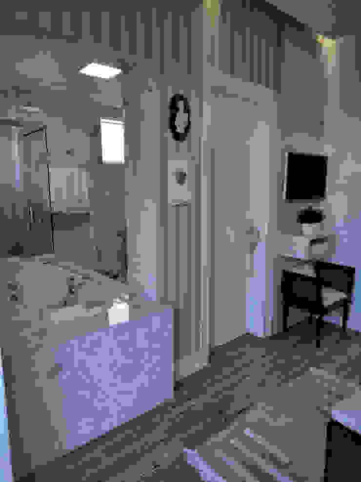 Suite Master por Gabriela Herde Arquitetura & Design Clássico