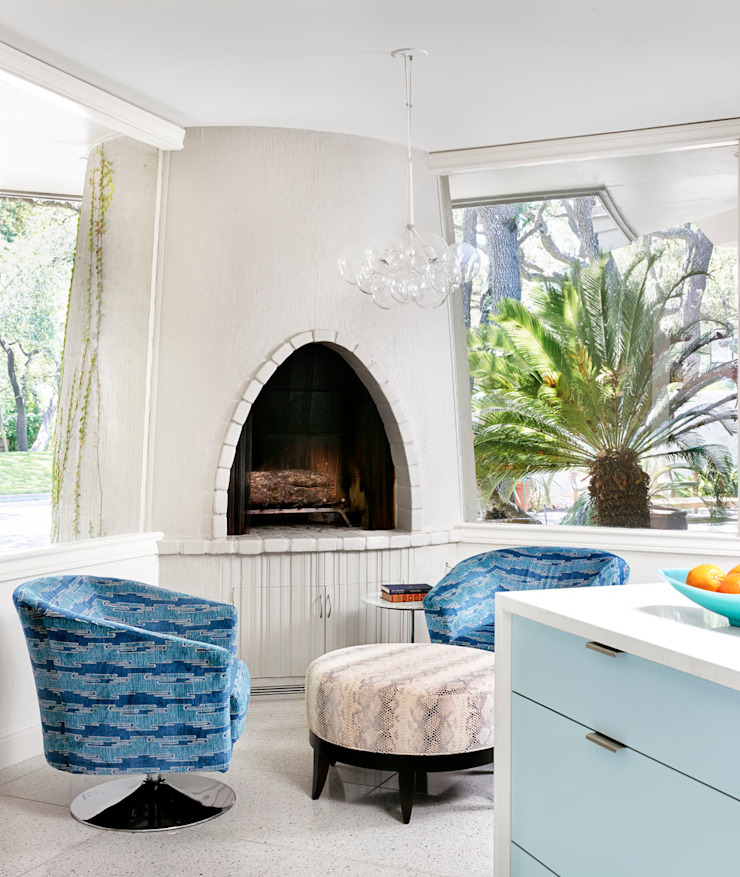 Maywood Residence Hugh Jefferson Randolph Architects Modern kitchen