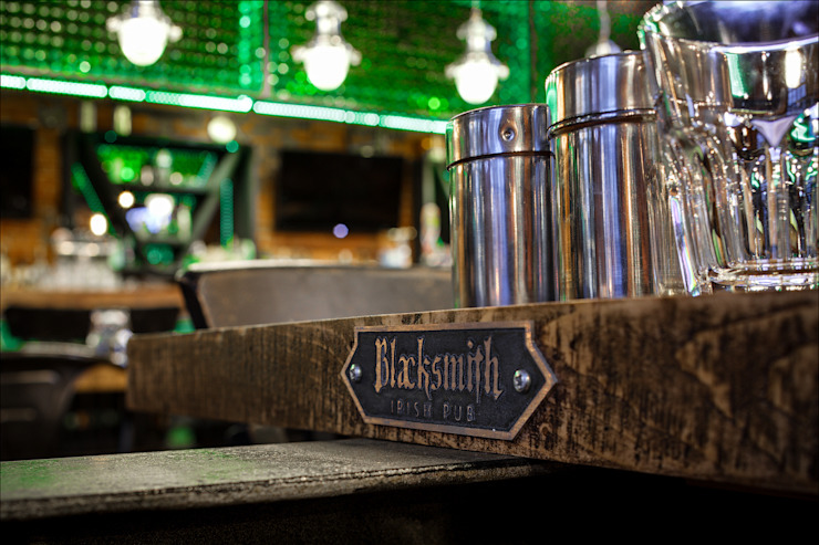 BLACKSMITH PUB от G-sign Creative Lab. Эклектичный