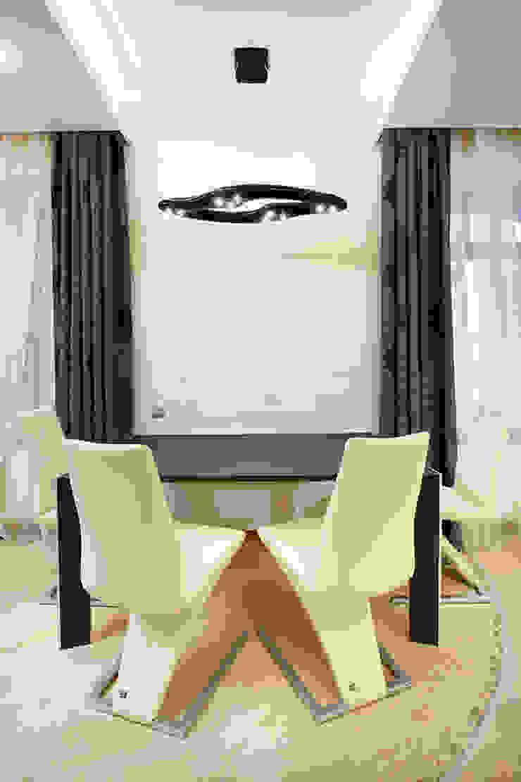 Квартира, Санкт-Петербург, ул.Нахимова Кухня в стиле минимализм от студия дизайна интерьера 'Sreda Studio' Минимализм