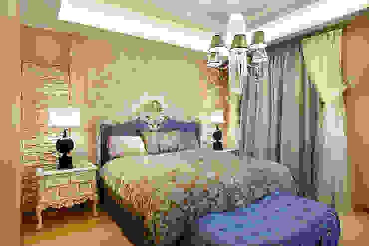 Квартира, Санкт-Петербург, ул.Нахимова Спальня в классическом стиле от студия дизайна интерьера 'Sreda Studio' Классический