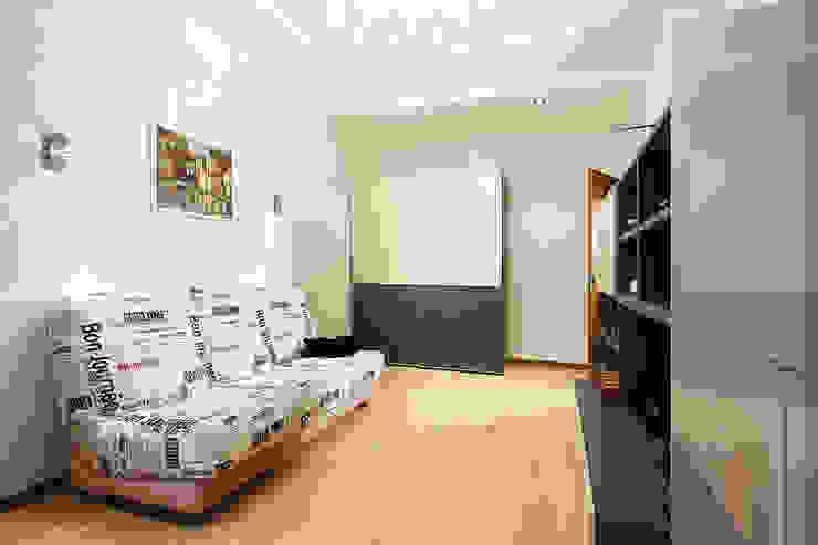 Квартира, Санкт-Петербург, ул.Нахимова Детская комнатa в стиле минимализм от студия дизайна интерьера 'Sreda Studio' Минимализм