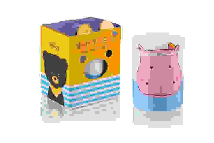 Kubek porcelanowy Hip Hippo 280ml od Silly Design - prezentowa porcelana Skandynawski