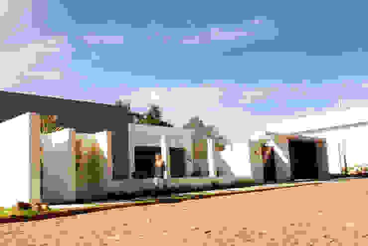 Case moderne di Tartan Arquitetura e Urbanismo Moderno