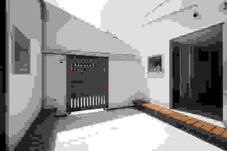 DOG COURTYARD HOUSE 地中海風 庭 の 充総合計画 一級建築士事務所 地中海