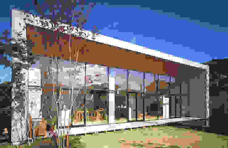 外観 モダンな 家 の プライム建築都市研究所 モダン