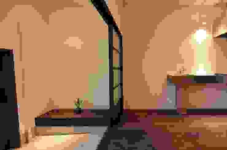 土間のある暮らし の 関口太樹+知子建築設計事務所