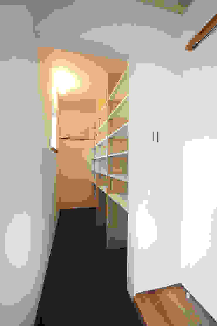久が原の家 北欧スタイルの 玄関&廊下&階段 の 光風舎1級建築士事務所 北欧