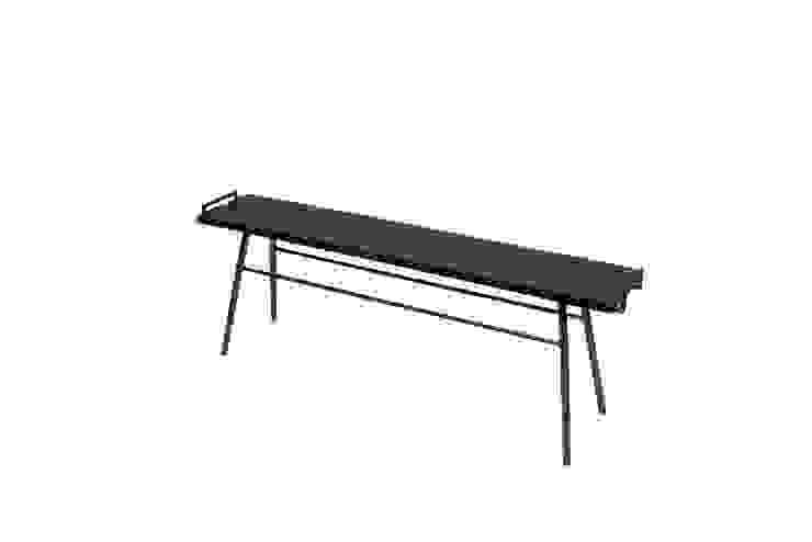 longboard bench: gleamが手掛けた工業用です。,インダストリアル