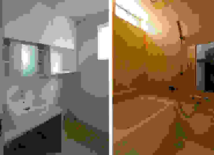 ENCLOSE モダンスタイルの お風呂 の 充総合計画 一級建築士事務所 モダン