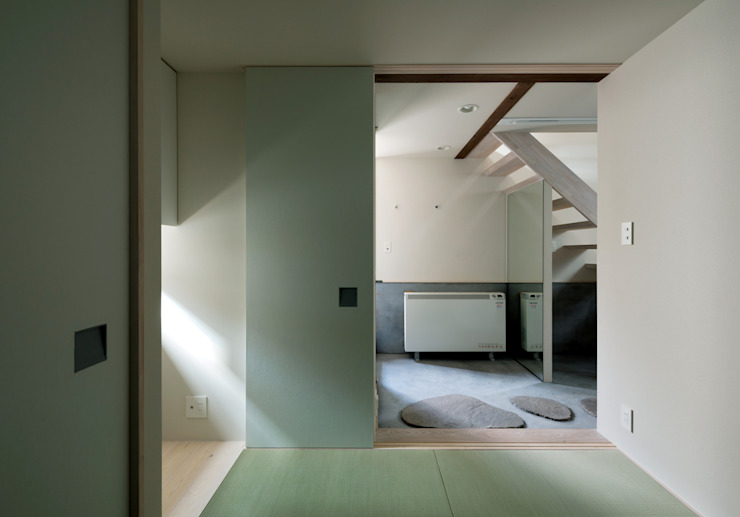 FORT: 充総合計画 一級建築士事務所が手掛けた和室です。