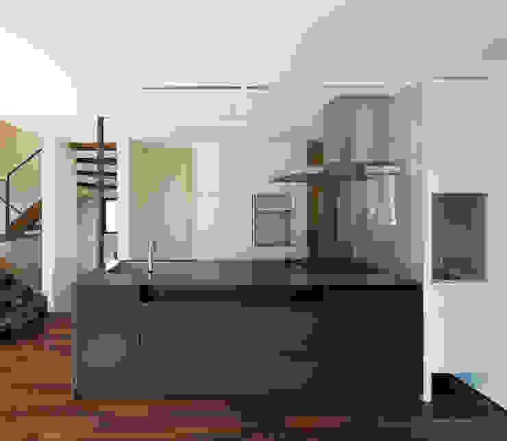 PIANO モダンな キッチン の 充総合計画 一級建築士事務所 モダン