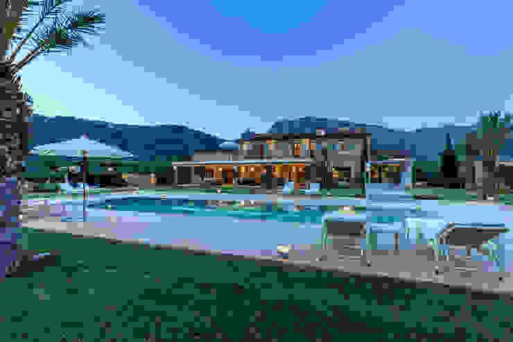 Mediterranean style houses by felip polar Mediterranean