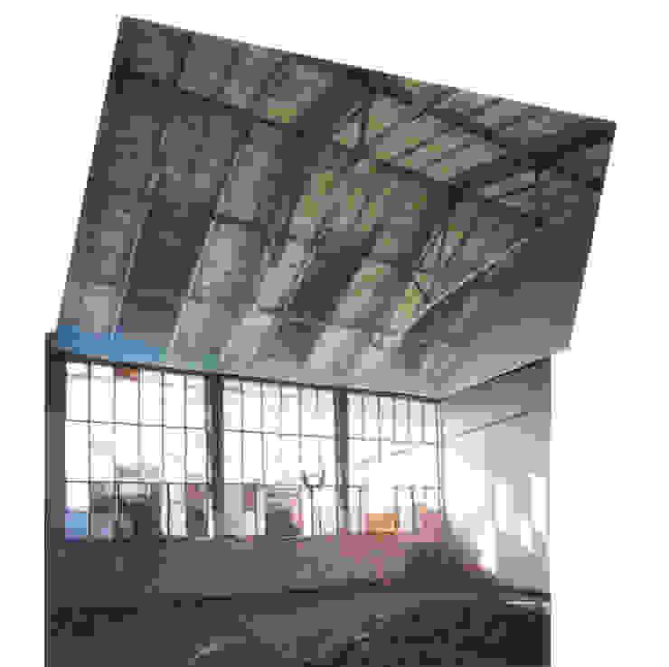 Bureau industriel par Beriot, Bernardini arquitectos Industriel
