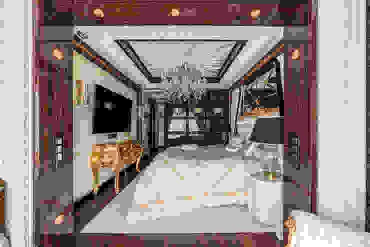 غرفة نوم تنفيذ Belimov-Gushchin Andrey , إنتقائي