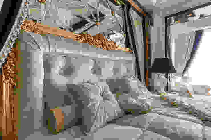 Интерьер квартиры в стиле Эклектики Спальня в эклектичном стиле от Belimov-Gushchin Andrey Эклектичный