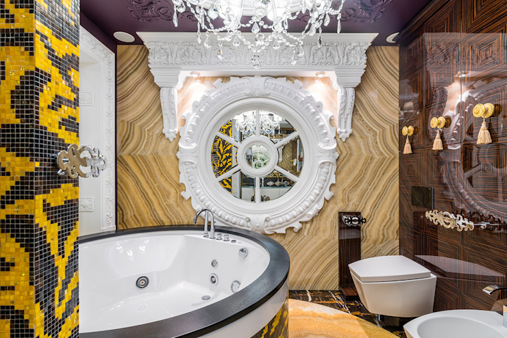 حمام تنفيذ Belimov-Gushchin Andrey , إنتقائي