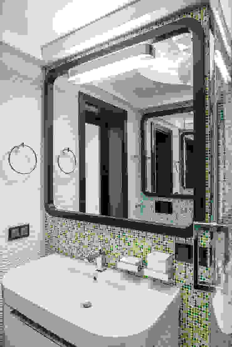 Интерьер квартиры в стиле Эклектики Ванная комната в эклектичном стиле от Belimov-Gushchin Andrey Эклектичный