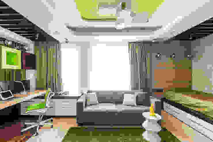Интерьер квартиры в стиле Эклектики Детские комната в эклектичном стиле от Belimov-Gushchin Andrey Эклектичный