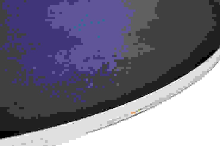 Coffee Table Black Board od Monkey Machine Magdalena Jasyk Bartczak Minimalistyczny