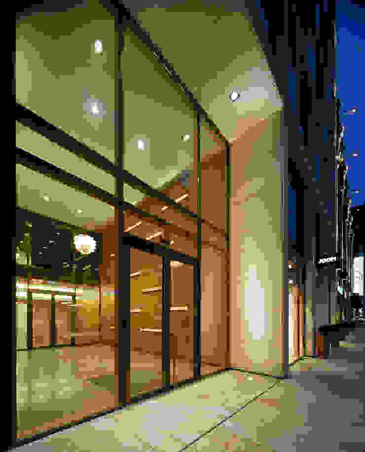 KITZMANN ARCHITEKTEN Edificios de oficinas de estilo moderno