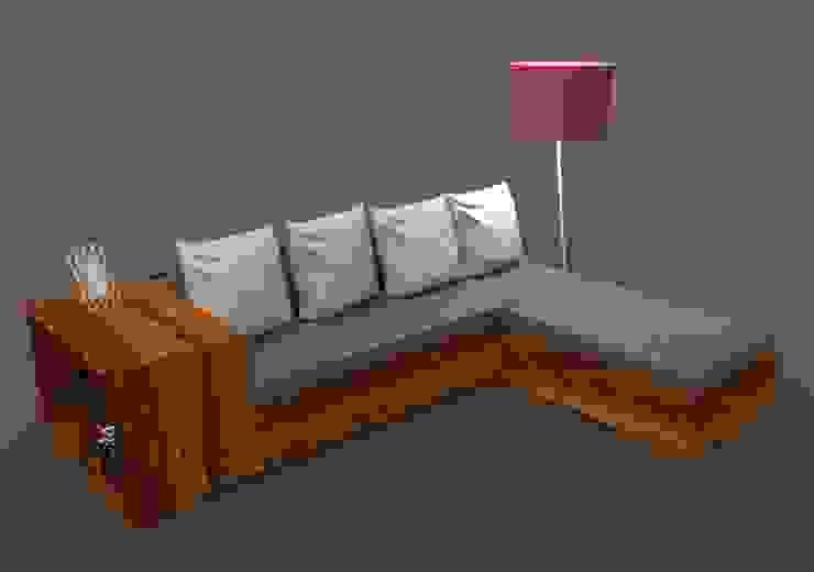 sofa de Armatoste studio Clásico