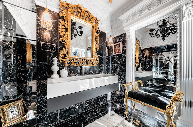 Classic style bathroom by Belimov-Gushchin Andrey Classic