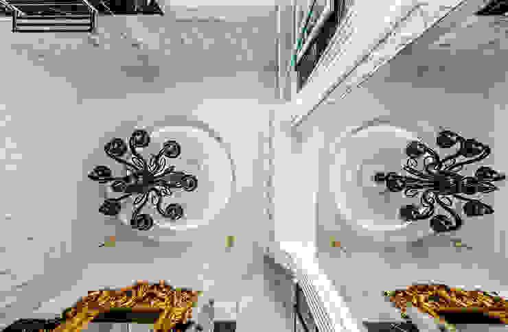 Интерьер квартиры в стиле Фьюжн Ванная в классическом стиле от Belimov-Gushchin Andrey Классический