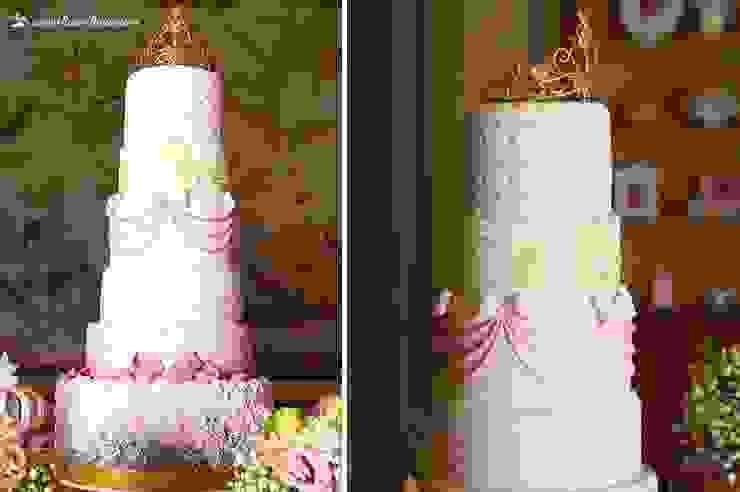 Um bolo perfeito para a Princesa Sofia por Lima Limão- Festas com charme Clássico