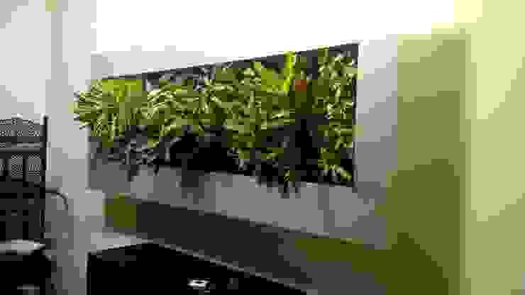 Cadre végétal intérieur VERTICAL FLORE par Vertical Flore Moderne