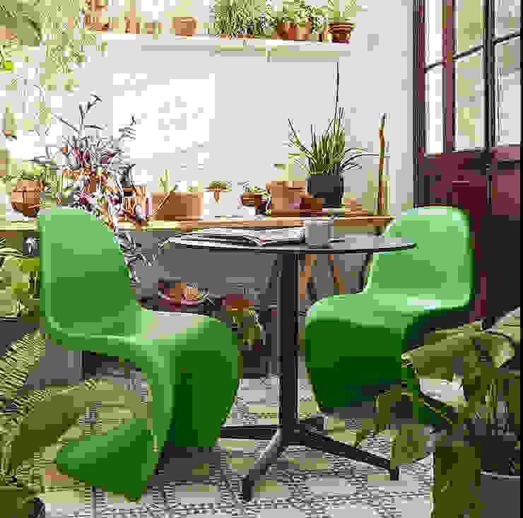 Mobiliario de jardines y exteriores Jardines mediterráneos de Muebles caparros Mediterráneo