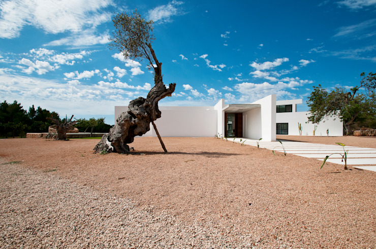 Modern Garden by Ivan Torres Architects Modern