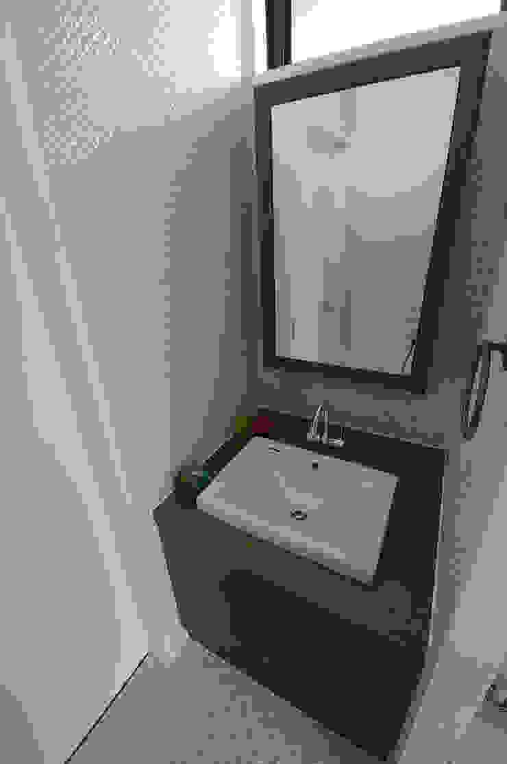 Modern bathroom by 一級建築士事務所アールタイプ Modern