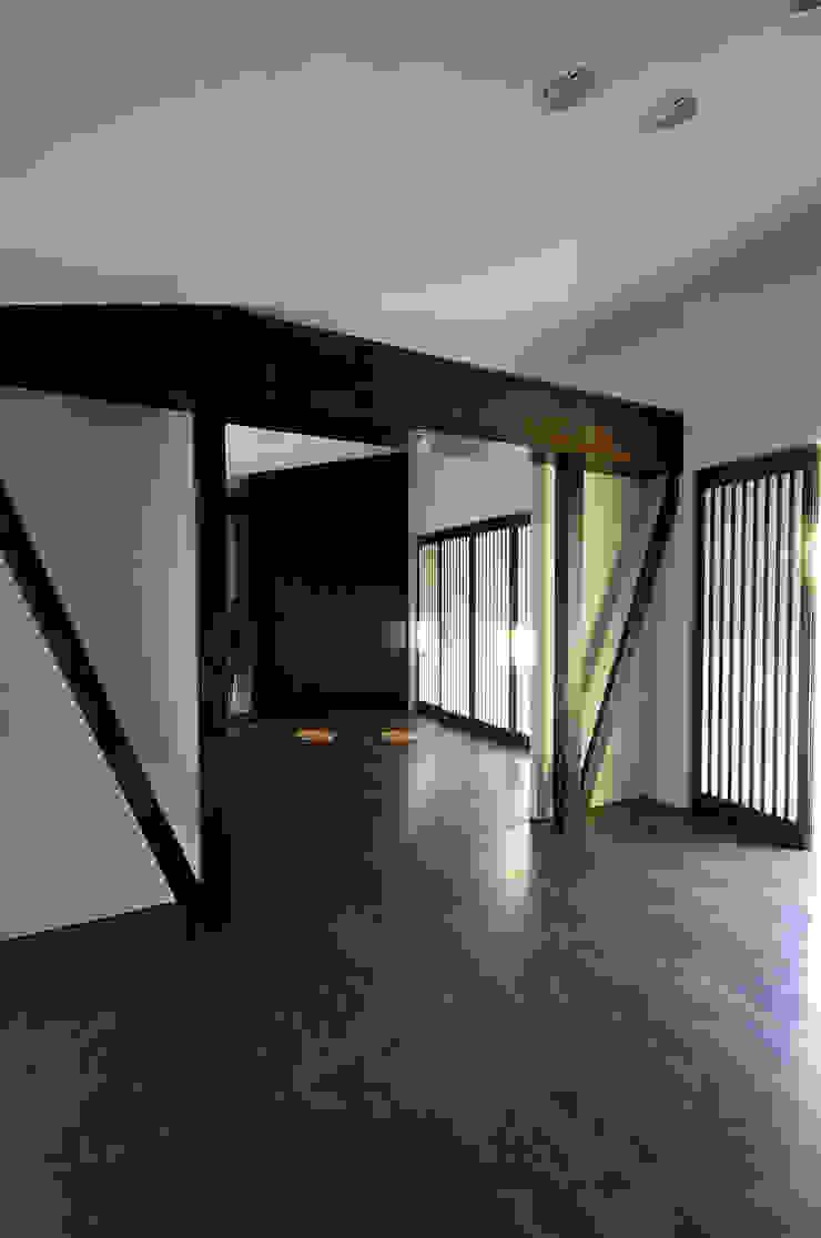 一級建築士事務所アールタイプ Dormitorios de estilo moderno