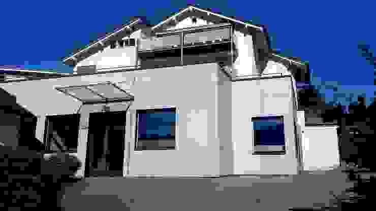 Bürofassade Füglistaller Architekten AG Moderne Häuser