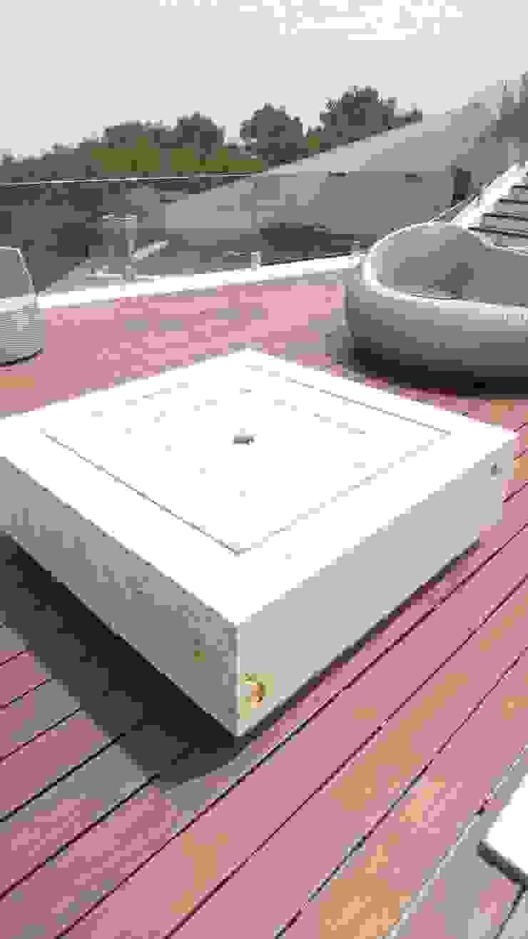 Vivienda en Roca Llisa, Ibiza de Ivan Torres Architects Minimalista