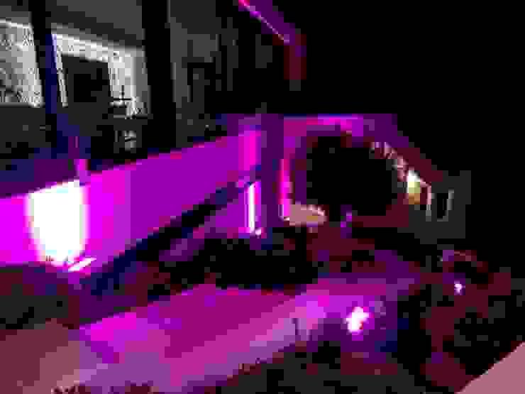 Vivienda en Roca Llisa, Ibiza Jardines de estilo minimalista de Ivan Torres Architects Minimalista