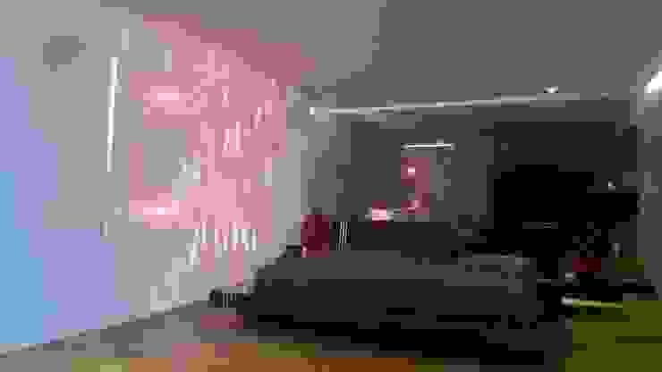 Vivienda en Roca Llisa, Ibiza Dormitorios de estilo minimalista de Ivan Torres Architects Minimalista